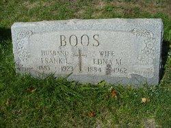 Edna Marie <I>Ferner</I> Boos