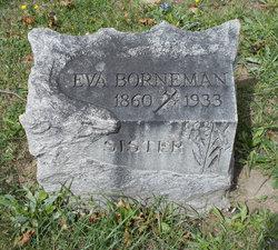 Eva <I>Adrian</I> Borneman