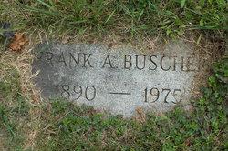 Frank A Buscher