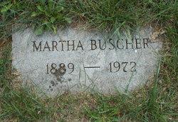 Martha Buscher