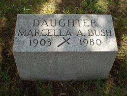 Marcella A Bush