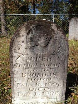 Homer Broadus