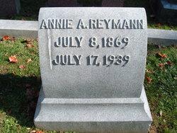 Anna Amelia Reymann