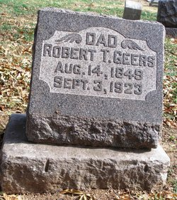 Robert Thomas Geers