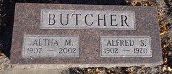 Altha M <I>Pierson</I> Butcher