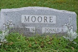 Donald R Moore