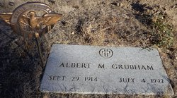 Albert M Grubham
