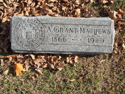 Allen Grant Mathews