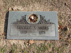 Lucille Wilson <I>Sutton</I> Akers