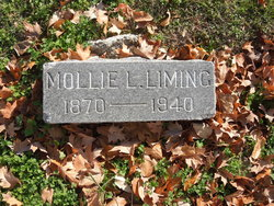 Mollie L <I>Nelson</I> Liming
