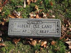 Albert Lee Land