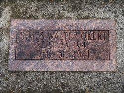 James Walter Okert