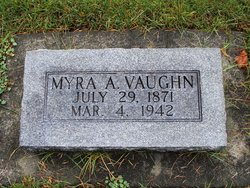 Myra E. <I>Armfield</I> Vaughn
