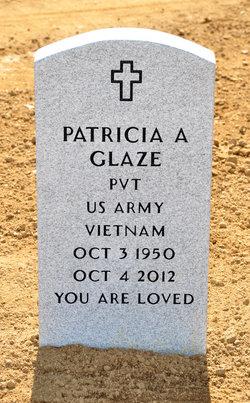 Patricia A Glaze