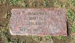 Marriner Wallace Jackman