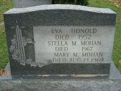 Eva Helen <I>Mohan</I> Honold