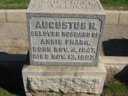 Augustus H Frank