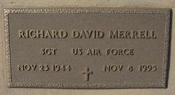 Richard D Merrell