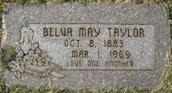 Belva May <I>McDonald</I> Taylor
