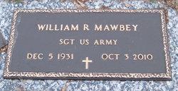 William R Mawbey