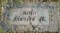 """Frances Minerva """"Fannie"""" <I>Wright</I> Overton"""