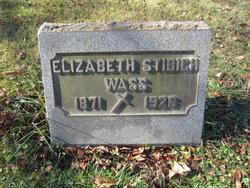 Elizabeth Georgia <I>Fleck</I> Wass