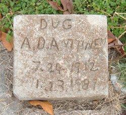 """A D """"Dug"""" Anthney"""