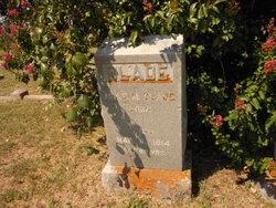 Jane Elizabeth Marion <I>Dumas</I> Slade