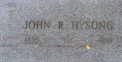 John R Hysong