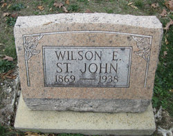 Wilson Edd St. John