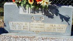 Ola <I>Till</I> Williams