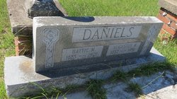 Hattie M Daniels