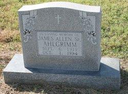 James Allen Ahlgrimm Sr.