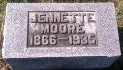 Jennette Moore