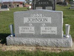 Emma V. <I>Brown</I> Johnson