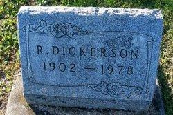 R. Dickerson