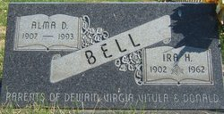 Alma D. Bell