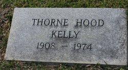 Thorne <I>Hood</I> Kelly