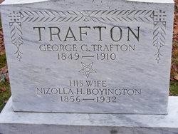 Nizolla H <I>Boyington</I> Trafton