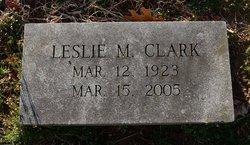 Leslie M Clark