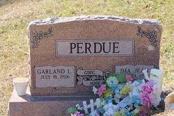 Garland L Perdue