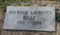 Haywood Laurence Kelly