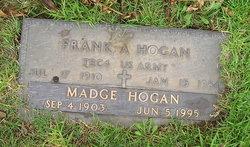 Madge Hogan