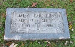 Daisy Pearl <I>Lunn</I> Dunn