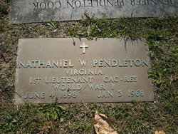 Nathaniel Willis Pendleton
