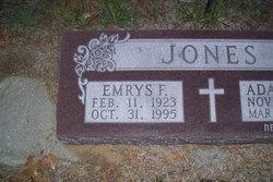 Emrys Frank Jones