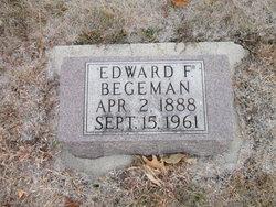 Edward Frederick Begeman