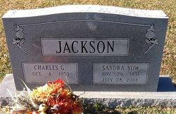Sandra <I>Yow</I> Jackson