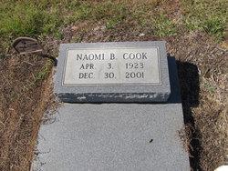 Naomi B Cook