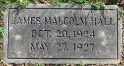 James Malcolm Hall